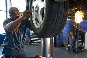 Brake Repair Technician AAMCO Merced CA